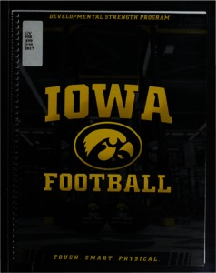 Developmental strength program / Iowa Football, 2017  - Iowa