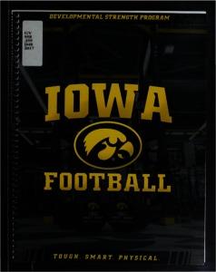Developmental strength program / Iowa Football, 2017  - Iowa